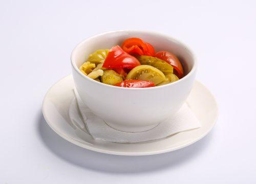 Salata asortata de iarna